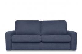 Sofa trzyosobowa PRESTIGE granatowy