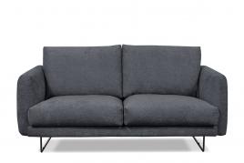 Sofa dwuosobowa COSTA antracytowy