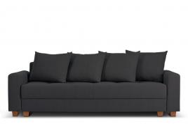 Sofa trzyosobowa ZEN ciemny szary