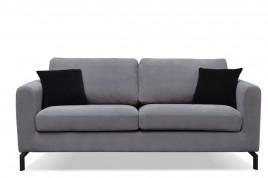 Sofa trzyosobowa KAYA szary