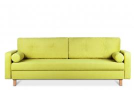Sofa trzyosobowa MERIDA żółty