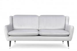 Sofa trzyosobowa ATOS jasny szary