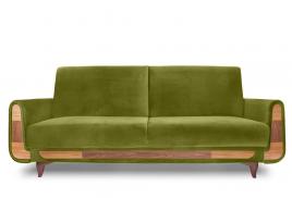 Sofa trzyosobowa REST oliwkowy