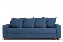 Sofa trzyosobowa ZEN granatowy