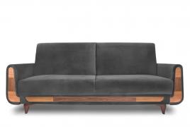Sofa trzyosobowa REST antracytowy
