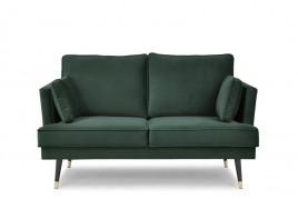 Sofa dwuosobowa SHEILA zielony