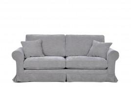 Sofa trzyosobowa ZOJA jasny szary