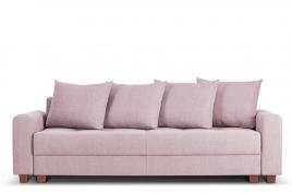Sofa trzyosobowa ZEN różowy