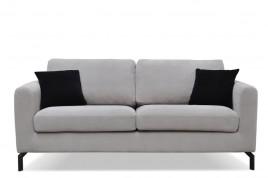 Sofa trzyosobowa KAYA jasny szary