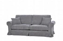 Sofa trzyosobowa ZOJA szary