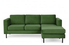Narożnik lewy/prawy TORONTO zielony