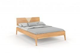 Łóżko drewniane bukowe KAJA naturalny