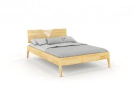Łóżko drewniane sosnowe KAJA naturalny