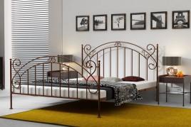 Łóżko kute Amara