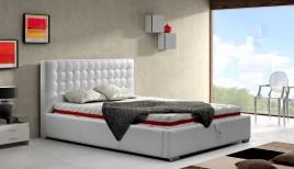 Łóżko tapicerowane Antony
