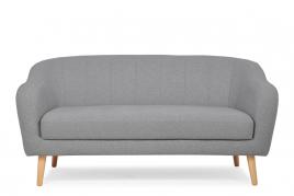 Sofa trzyosobowa SCANDI ciemny szary