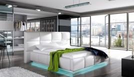 Łóżko tapicerowane Gard