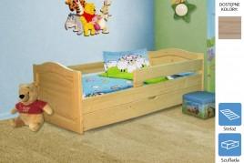 Łóżko dziecięce Beata z szufladą