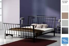Łóżko metalowe Bella