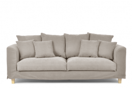 Sofa trzyosobowa BALI beżowy