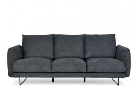 Sofa trzyosobowa COSTA antracytowy