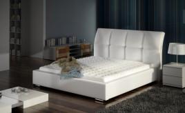 Łóżko tapicerowane Ermont z pojemnikiem