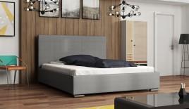 Łóżko tapicerowane Emma