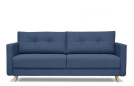 Sofa trzyosobowa CUBA granatowy
