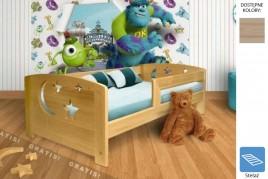 Łóżko dziecięce Gwiazdeczki
