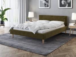 Łóżko tapicerowane HORTEN- różne kolory