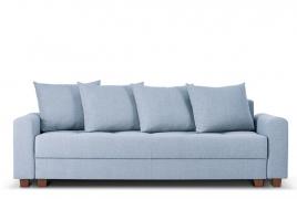 Sofa trzyosobowa ZEN niebieski