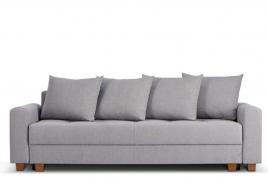 Sofa trzyosobowa ZEN jasny szary