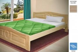 Łóżko drewniane Kamila
