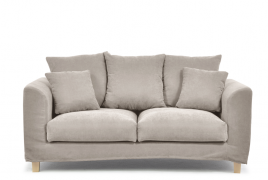Sofa dwuosobowa BALI beżowy
