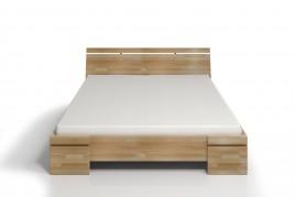 Łóżko drewniane Sparta Buk
