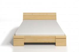 Łóżko drewniane Sparta Sosna