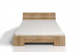 Łóżko drewniane Vestre Buk