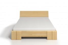 Łóżko drewniane Vestre Sosna