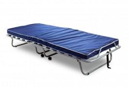 Łóżko składane CUBA 7cm 80 x 190