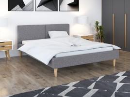 Łóżko tapicerowane MANDAL- różne kolory