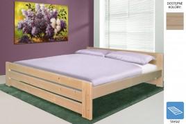 Łóżko drewniane Marzena