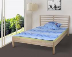 Łóżko drewanine Nikodem