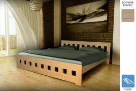 Łóżko drewniane Ola