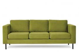 Sofa trzyosobowa TORONTO oliwkowy