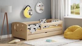 Łóżko dziecięce Gwiazdeczki z szufladą
