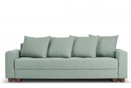 Sofa trzyosobowa ZEN miętowy