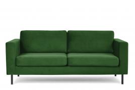 Sofa dwuosobowa TORONTO zielony