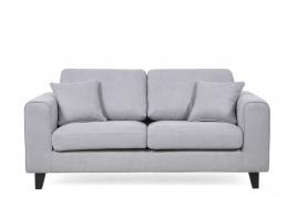Sofa dwuosobowa TINO szary