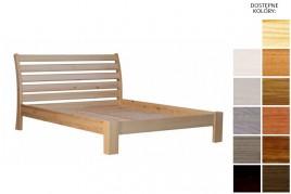 Łóżko drewniane Venlo
