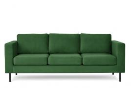 Sofa trzyosobowa TORONTO zielony